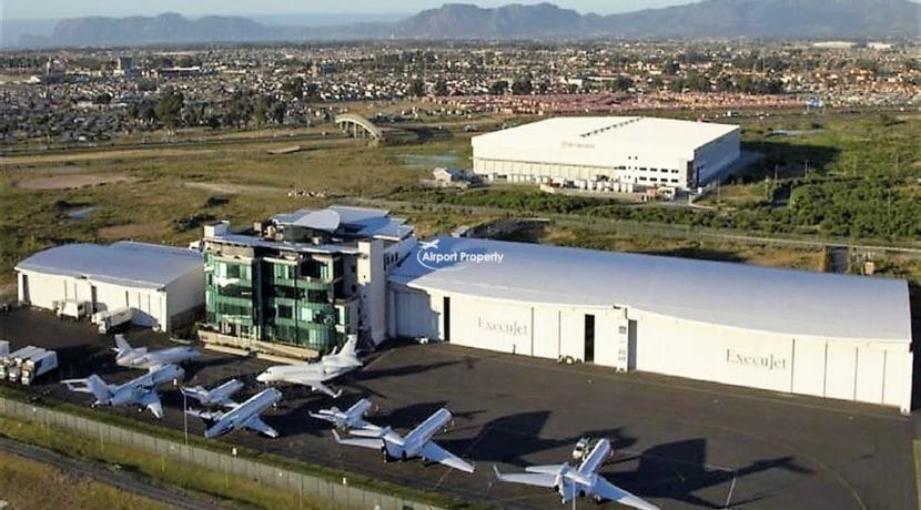 offices to rent airport cape town execujet 2
