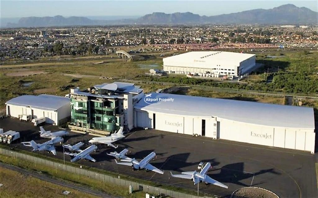 500m² Office Suite to let at Excecujet, Cape Town Airport