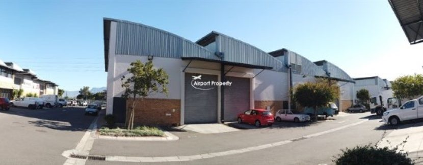 warehouse to rent ctx airport park cape town 1
