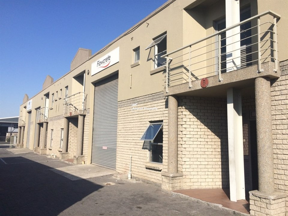 328m² Warehouse to rent, Unit 1, G Force Park,  Airport Industria