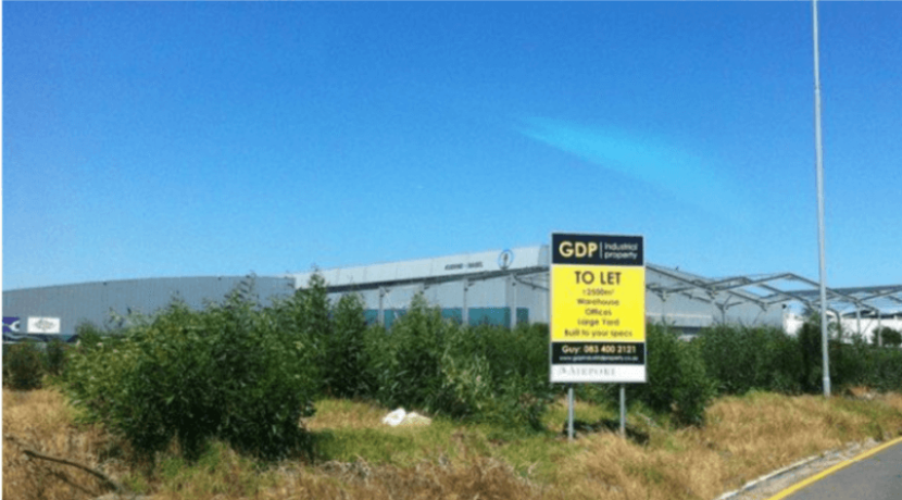 Prime Industrial Land Sold Airport City