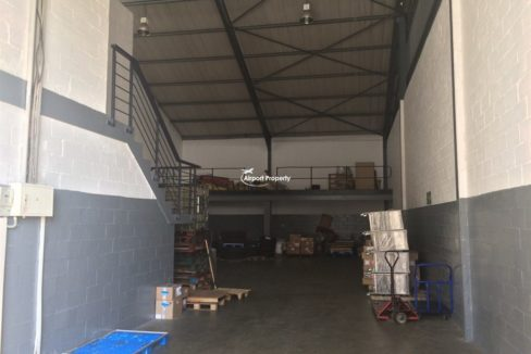 warehouse to rent airport industria gforce park 14