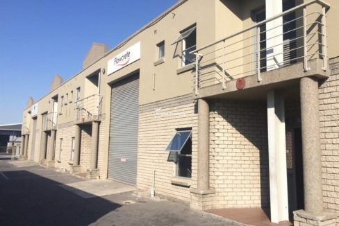 warehouse to rent airport industria gforce park 16