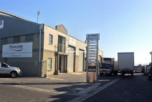 warehouse to rent airport industria gforce park 2
