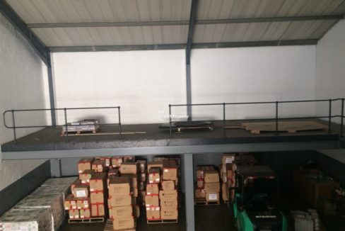 warehouse to rent airport industria gforce park 22