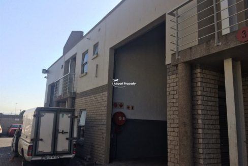 warehouse to rent airport industria gforce park 7