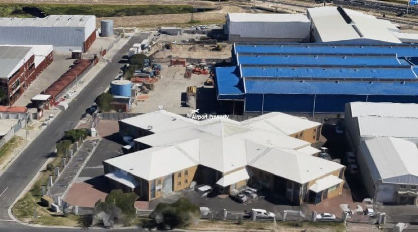 warehouse to rent airport industria sky park 4