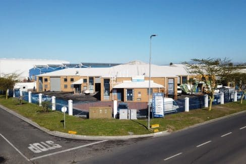 warehouse to rent airport industria sky park 6