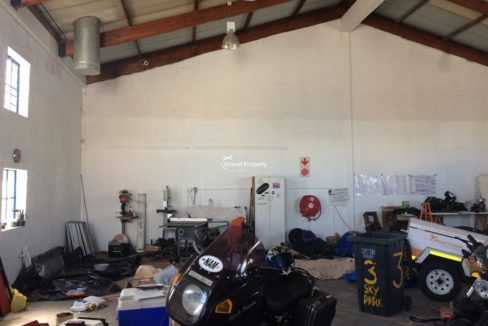 warehouse to rent airport industria sky park 8