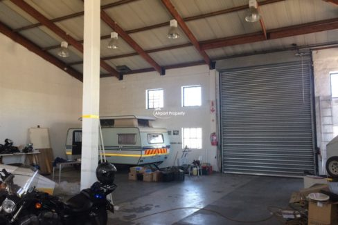 warehouse to rent airport industria sky park 9