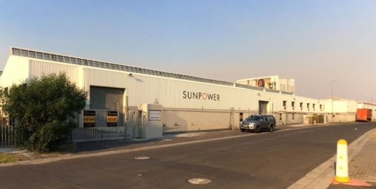 Sunpower Building Airport Industria