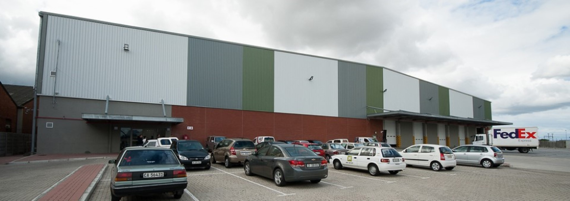 8044m² Warehouse For Rent in Epping at R551014 Per Month